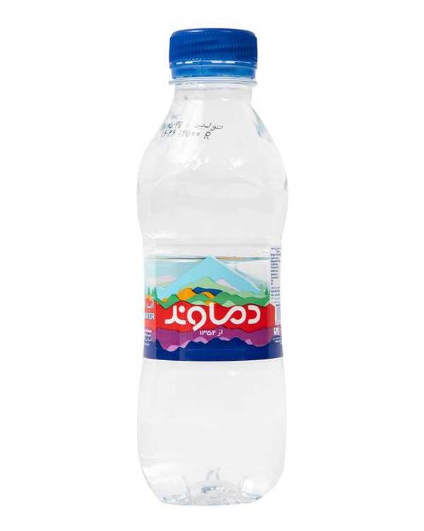 آب معدنی 296 میلی لیتری دماوند