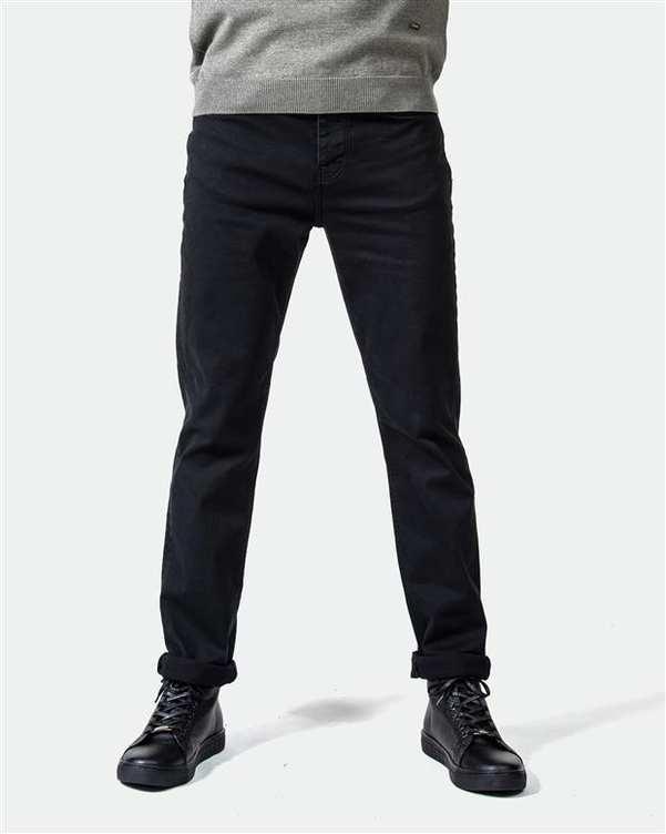 شلوار مردانه جین مشکی هوگرو