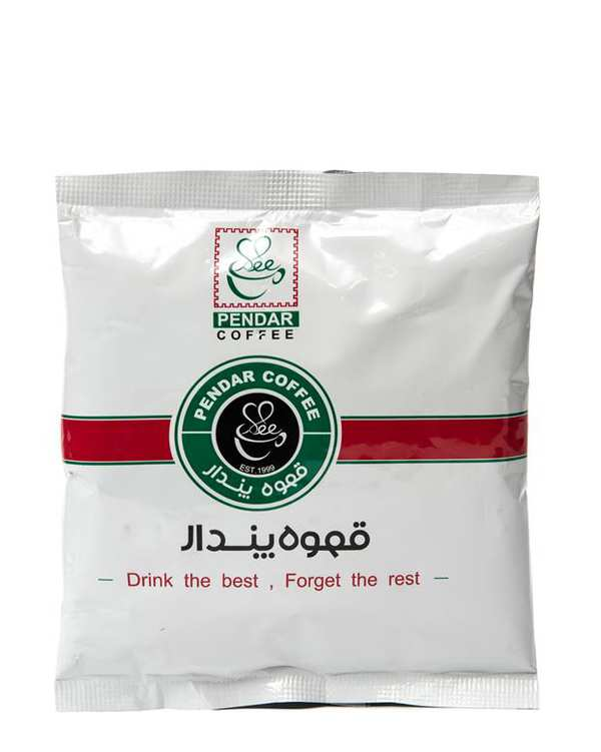 پودر قهوه سبز خام 200 گرمی پندار
