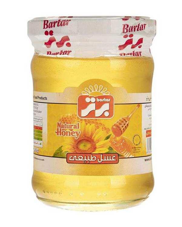 عسل طبیعی 270 گرمی برتر
