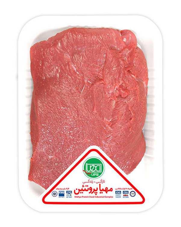 گوشت ران گوساله 2 کیلویی مهیا پروتئین