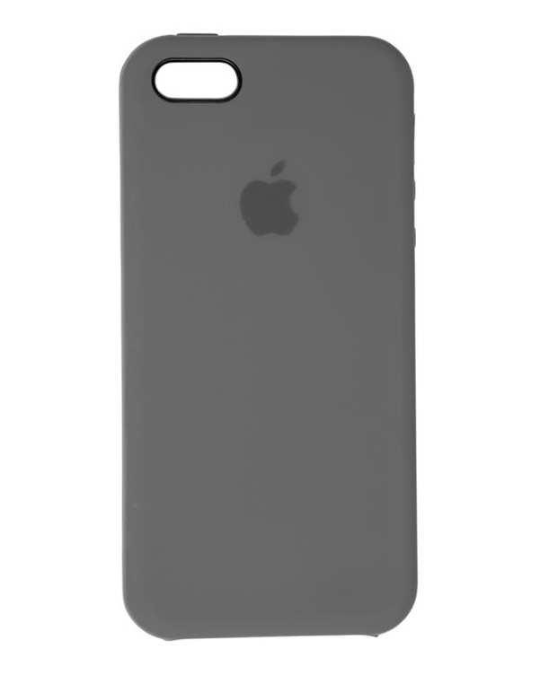 قاب سیلیکونی آبی نفتی اپل Apple iPhone 5/5S/SE