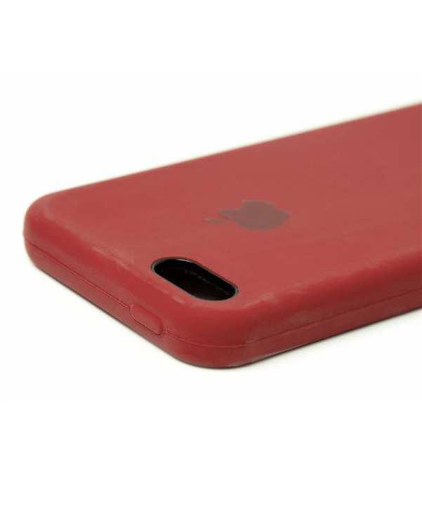 قاب سیلیکونی صورتی اپل Apple iPhone 5/5S/SE