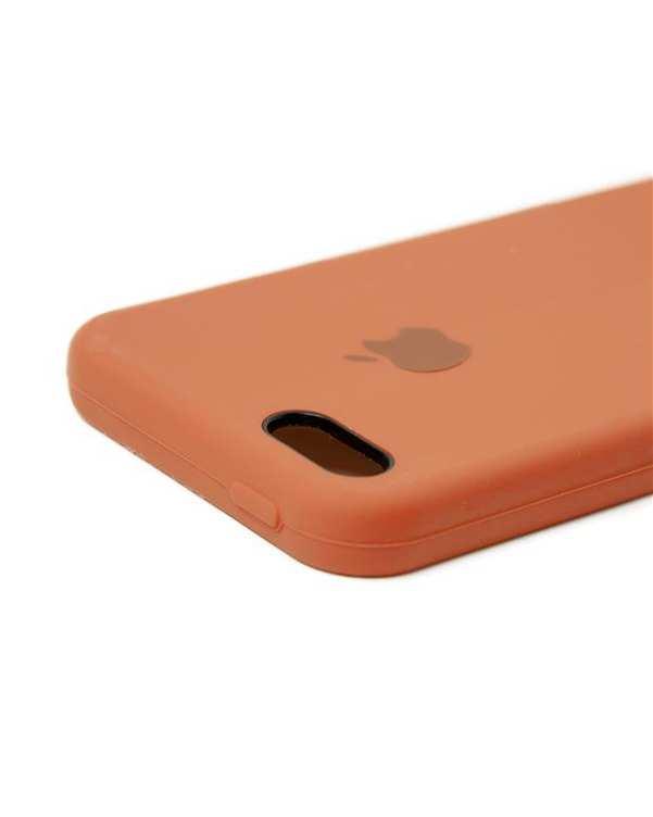 قاب سیلیکونی نارنجی اپل Apple iPhone 5/5s/SE