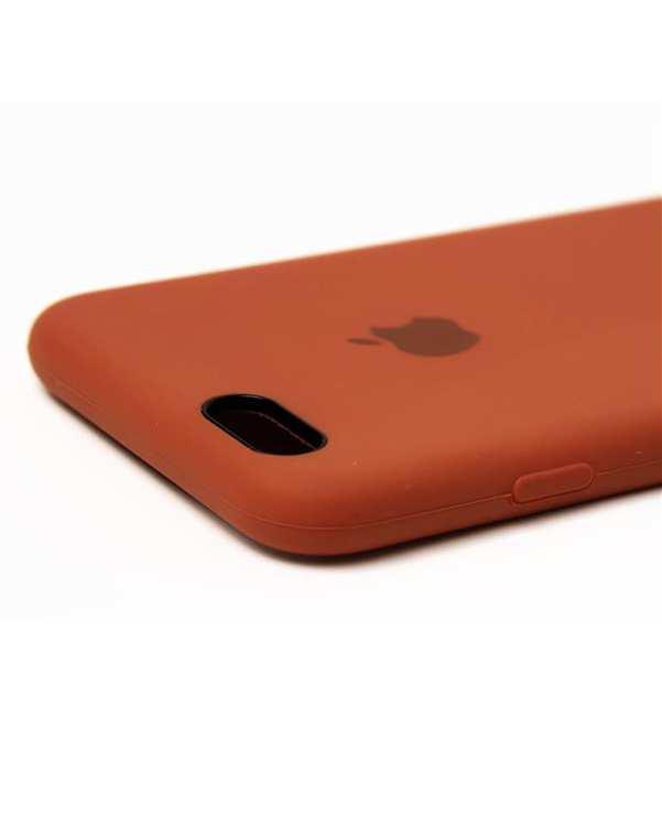 قاب سیلیکونی نارنجی اپل Apple iPhone 6s
