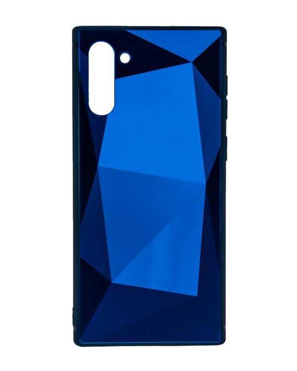 قاب گوشی آبی طرح سه بعدی Samsung Galaxy Note10
