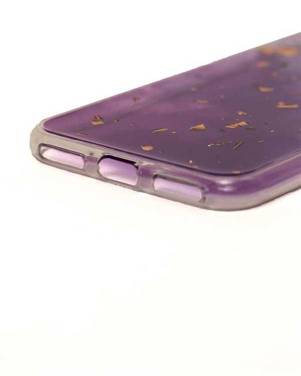 قاب آیفون آبرنگی بنفش Apple iPhone 7