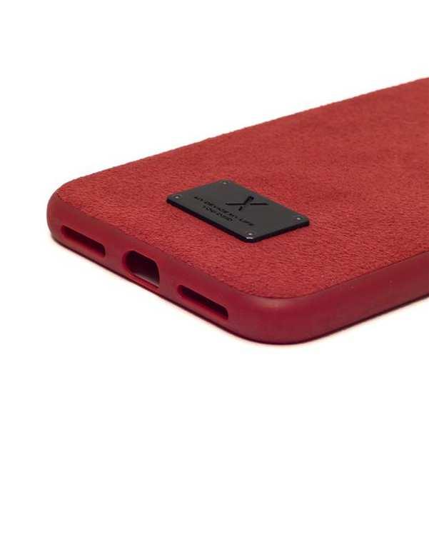 قاب قرمز آیفون iPhone X