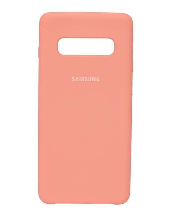 قاب گوشی سیلیکونی گلبهی سامسونگ Samsung Galaxy S10 Plus