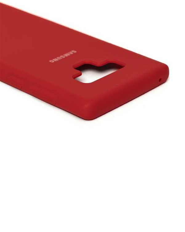 قاب سیلیکونی قرمز سامسونگ Samsung Galaxy Note 9