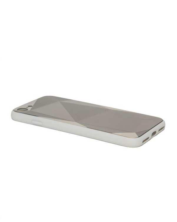 قاب نقره ای طرح سه بعدی iPhone 8 وی آی پی دیزاین