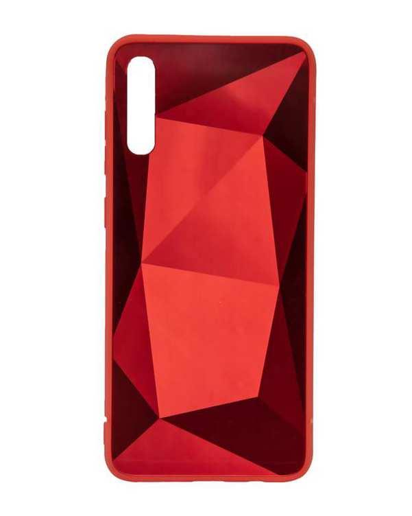 قاب قرمز طرح سه بعدی Samsung Galaxy A70 وی آی پی دیزاین