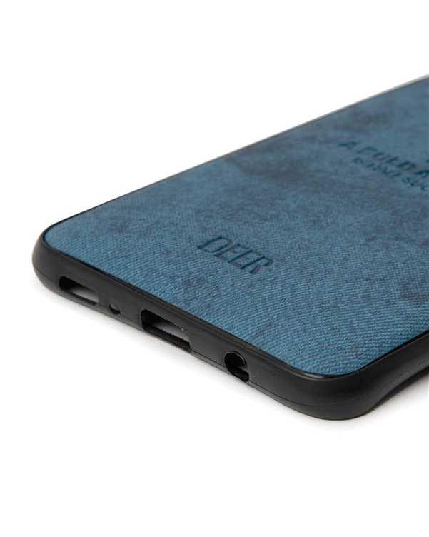 قاب گوشی آبی سامسونگ Samsung Galaxy A70