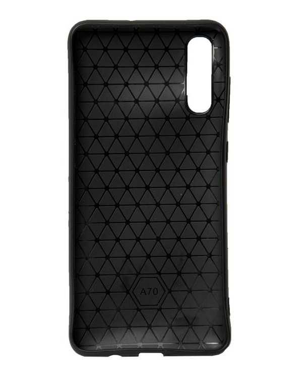 قاب گوشی مشکی سامسونگ Samsung Galaxy A70