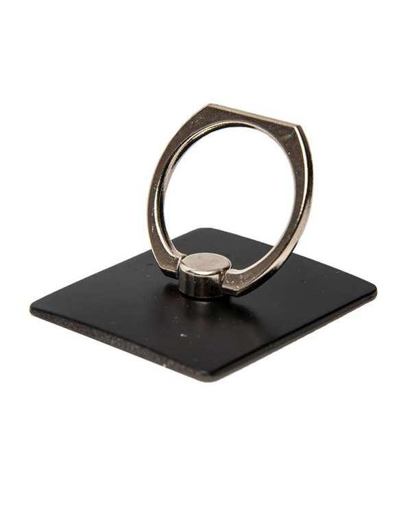 حلقه نگهدارنده گوشی موبایل مشکی Ring