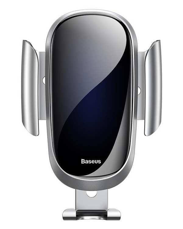پایه نگهدارنده گوشی موبایل Future Gravity نقره ای باسئوس