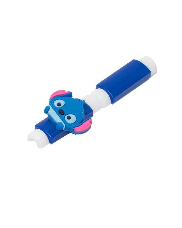 محافظ کابل شارژ آبی طرح عروسکی