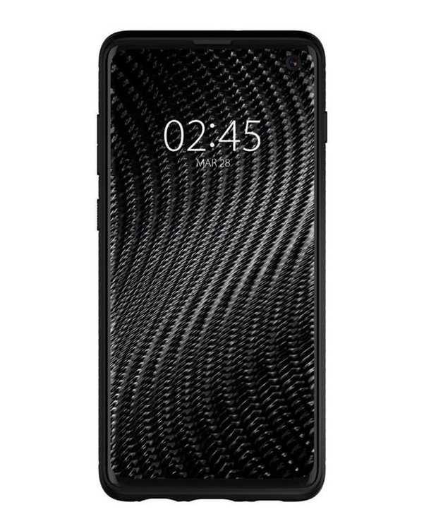 قاب سامسونگ مدل RUGGED ARMOR مشکی Samsung Galaxy S10 اسپیگن