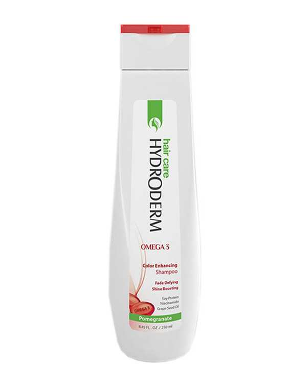 شامپو تثبیت کننده رنگ مو مدل Pomegranate 400ml هیدرودرم