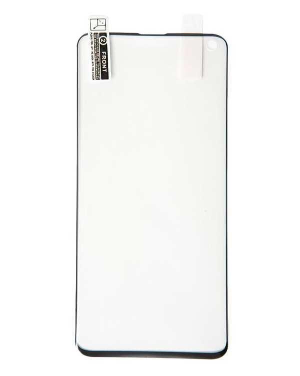محافظ صفحه نمایش نانو Full cover مشکی سامسونگ Samsung Galax