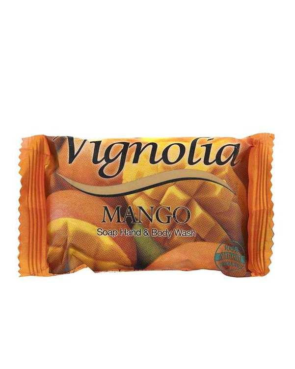 صابون با رایحه انبه 75 گرمی ویگنولیا Vignolia