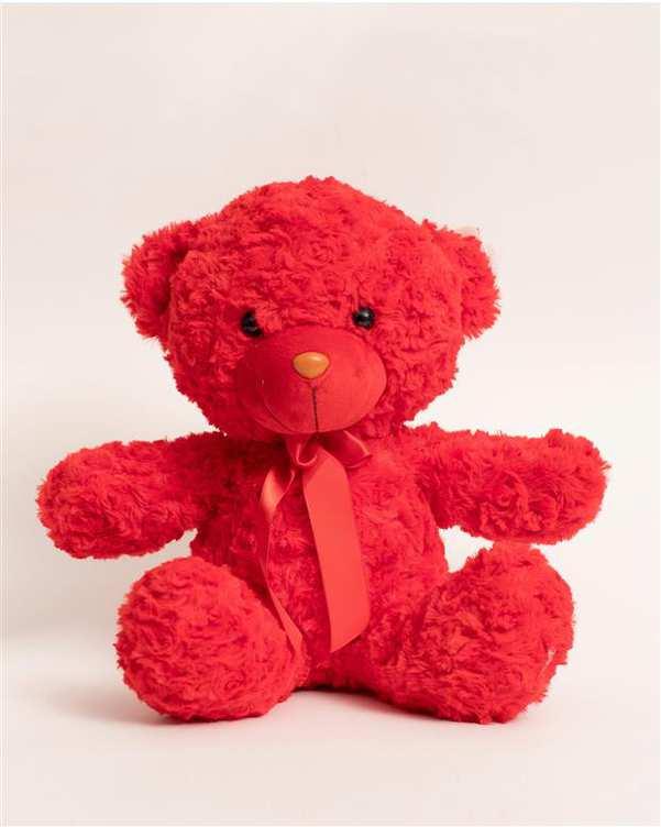 عروسک خرس قرمز Sora