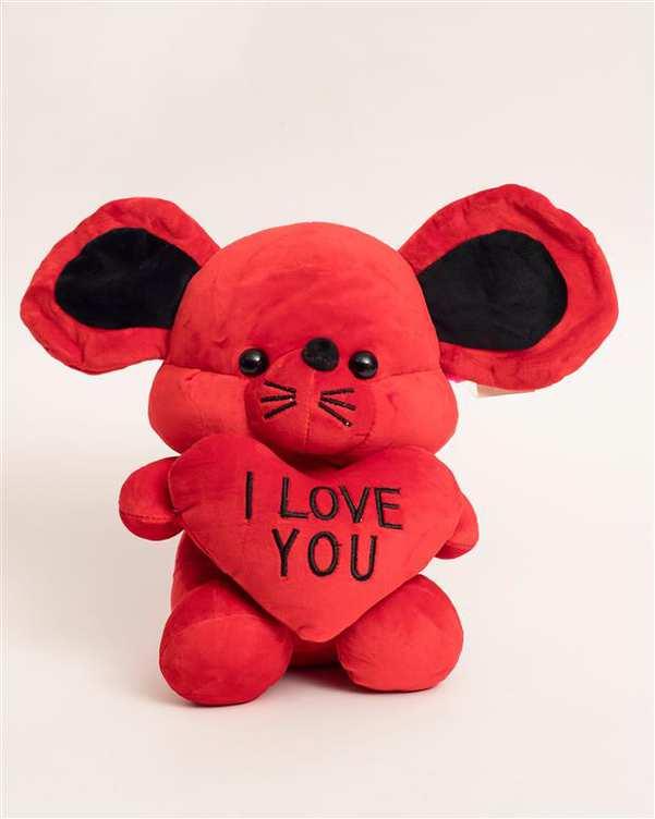 عروسک موش قرمز Sora