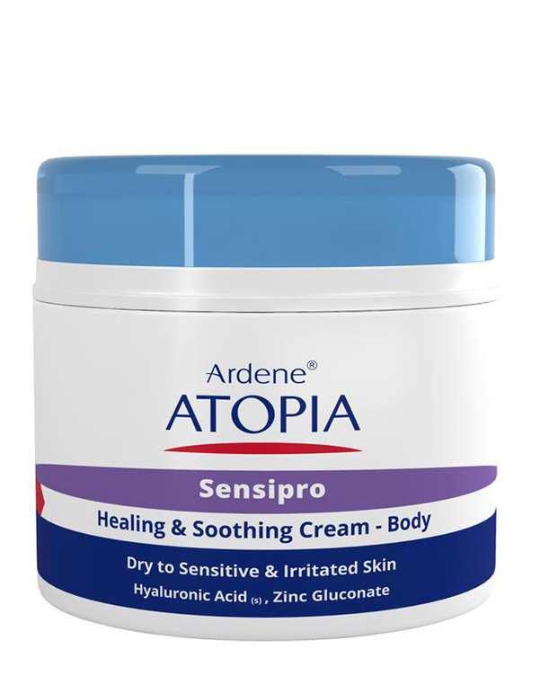 کرم مرطوب کننده و التیام بخش مدل Atopia 150ml آردن
