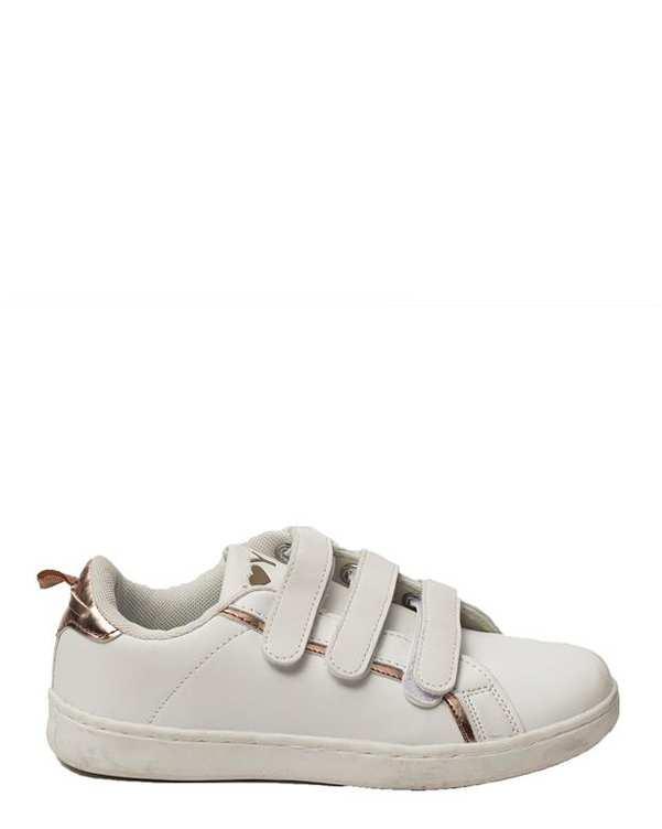 کفش دخترانه کژوال سفید Zippy