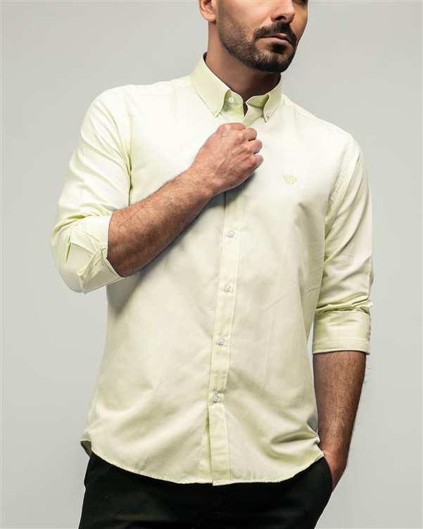 پیراهن مردانه نباتی ادموند