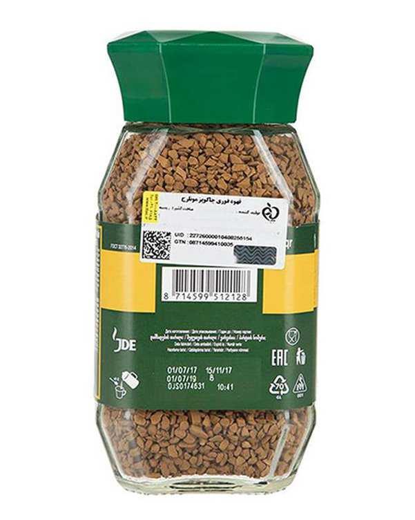 قهوه فوری مدل مونارچ 95 گرمی جاکوبز Jacobs