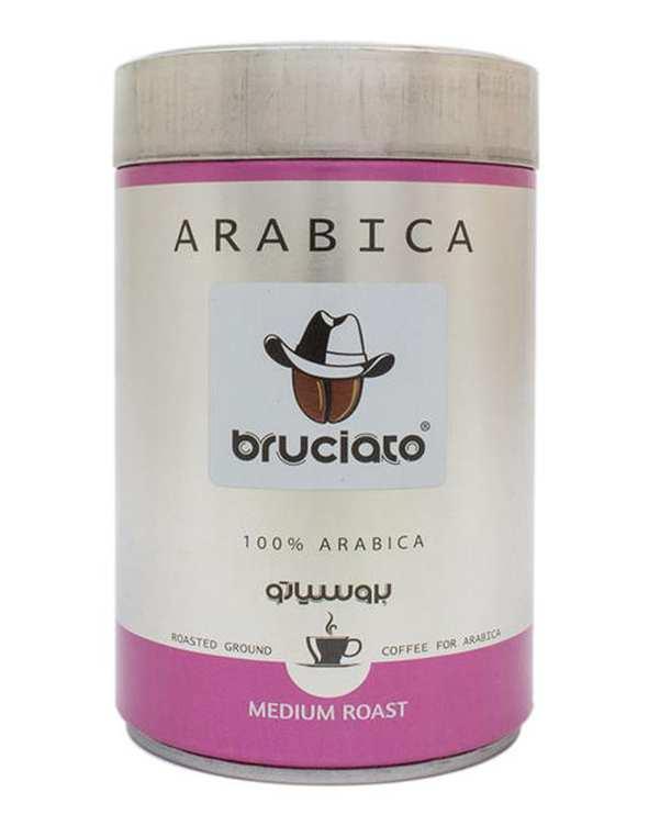 پودر قهوه عربی 250 گرمی بروسیاتو