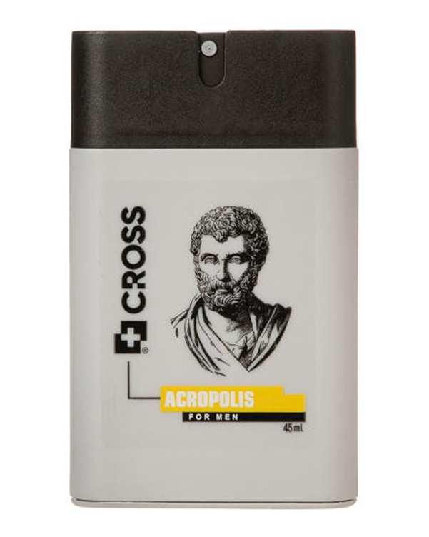 عطر جیبی مردانه 45ml Acropolis کراس