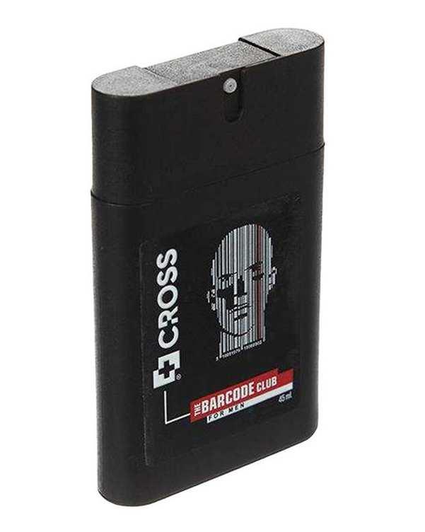 عطر جیبی مردانه 45ml Barcode کراس