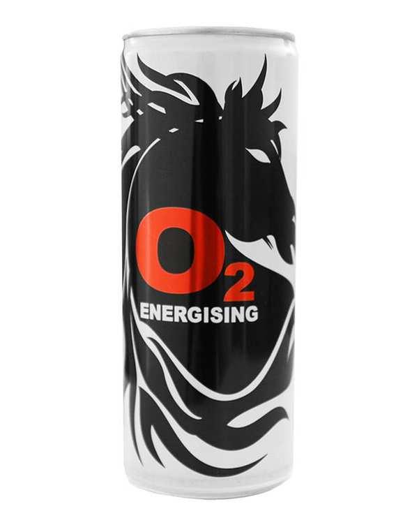 نوشابه انرژی زا 250 میلیلیتری O2