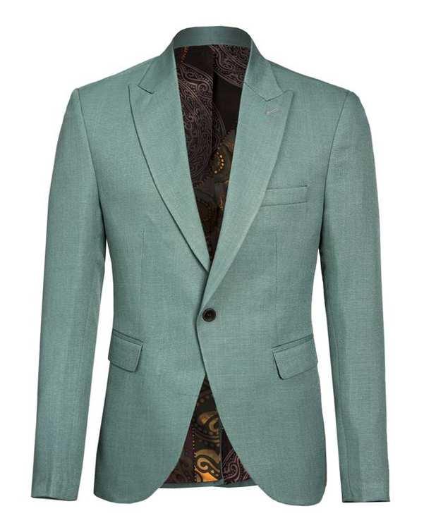 کت مردانه سبز Borcello