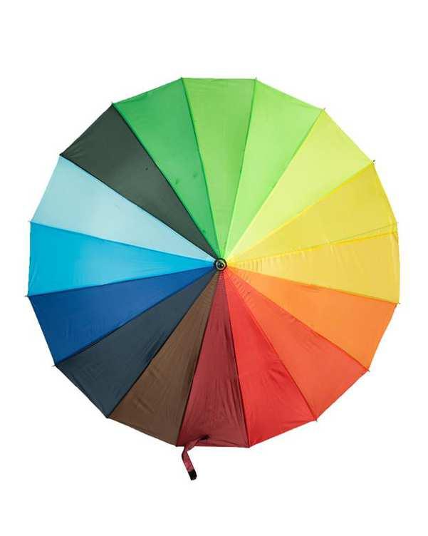 چتر رنگی دامودیس