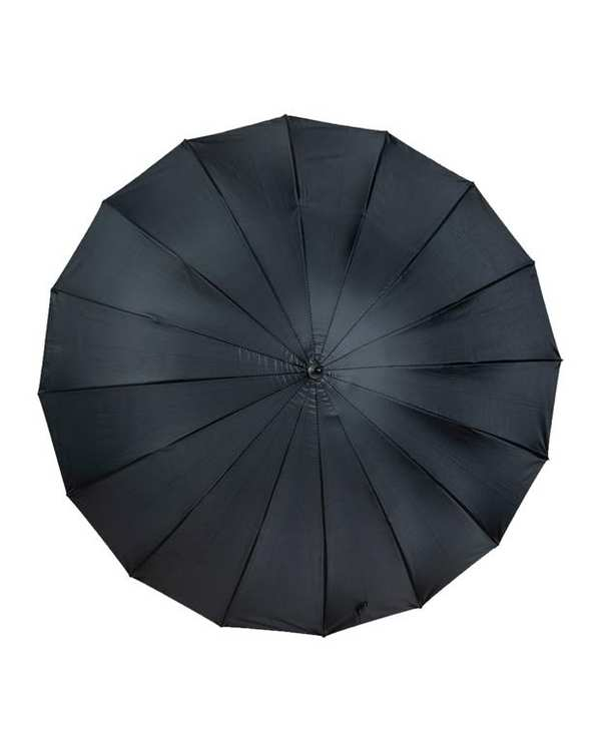 چتر کلاسیک مشکی دامودیس