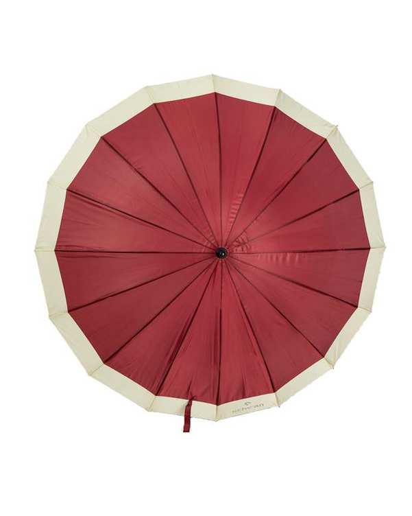 چتر مدل طوفان زرشکی لیمویی شوان