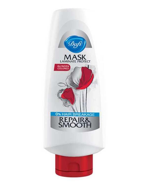 ماسک مو مخصوص موهای رنگ شده و بلوند 300ml دافی
