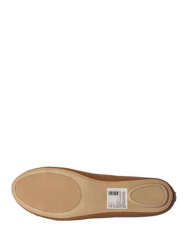 کفش دخترانه کژوال نسکافه ای زیپی