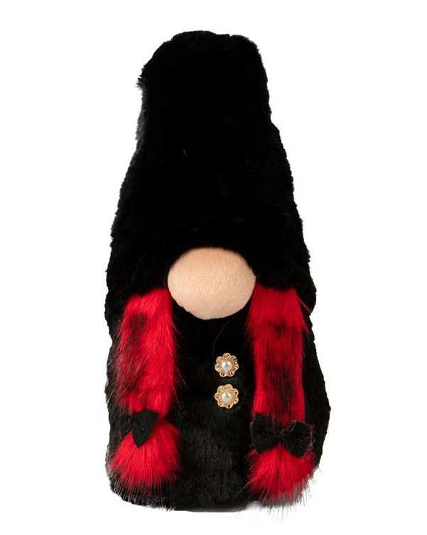 عروسک پولیشی زن لی لی پوت مشکی Kidsland