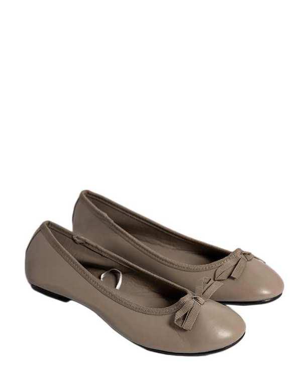 کفش زنانه طوسی مو
