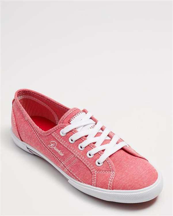 کفش زنانه کژوال قرمز دایورس