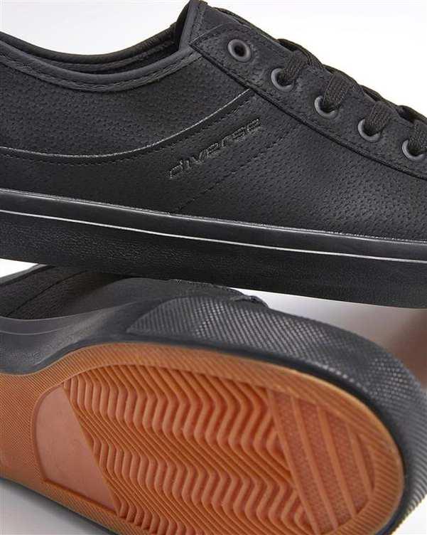 کفش مردانه کژوال مشکی دایورس
