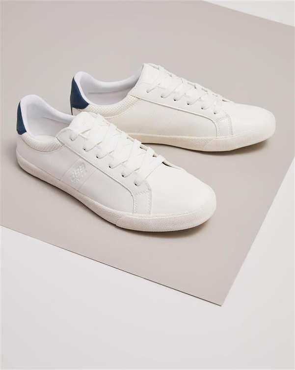 کفش مردانه کژوال سفید دایورس