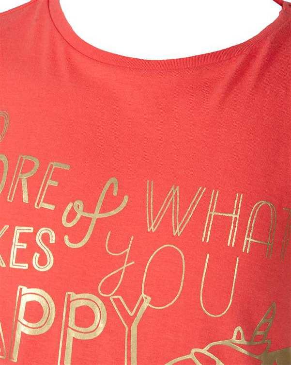 تی شرت دخترانه نخی یقه گرد گلبهی زیپی