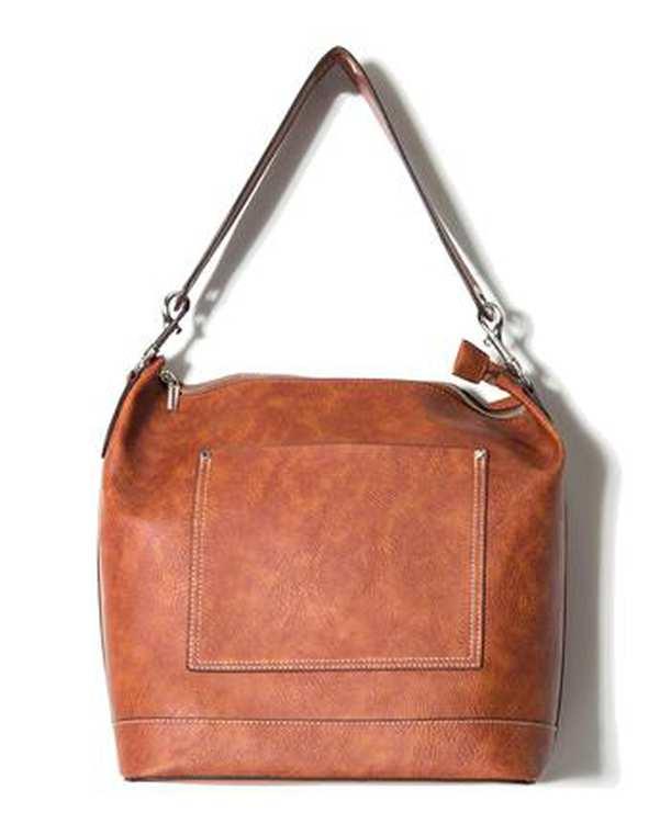 کیف زنانه دستی عسلی مو