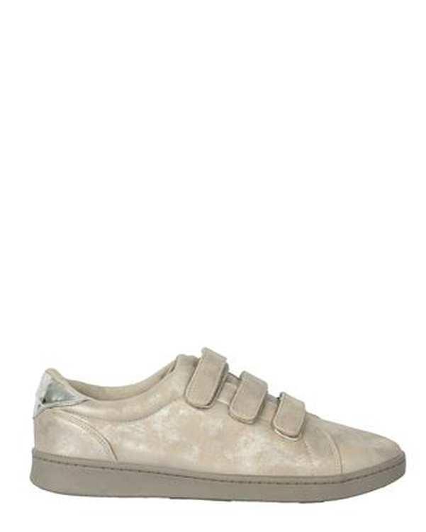کفش زنانه کژوال طوسی مو