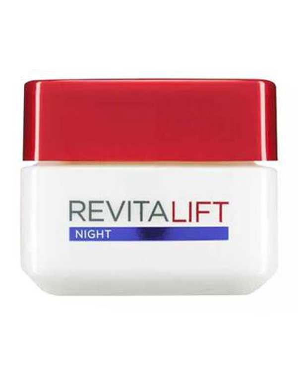 کرم ضد چروک شب Revitalift Hydrating 50ml لورآل